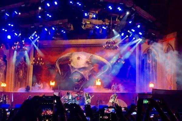 Firenze Rocks - Iron Maiden + Helloween + Jonathan Davis + Shinedown - Recensione