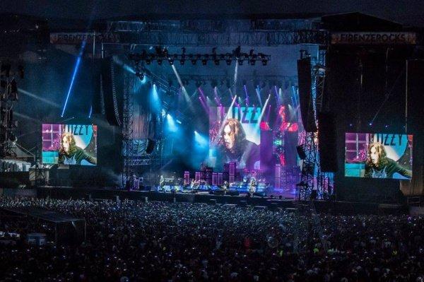 Ozzy Osbourne live @ Firenze Rocks - Recensione