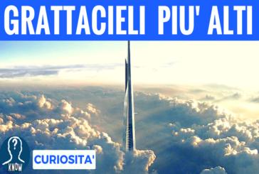 I grattacieli più alti del mondo