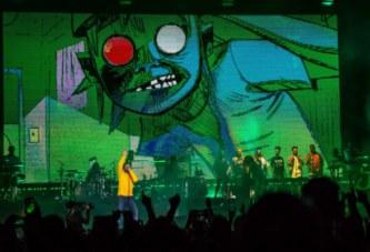 Gorillaz live @ Lucca Summer Festival – Recensione