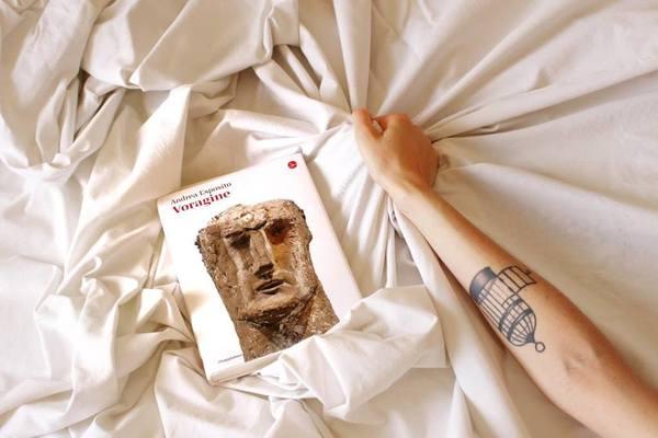 """""""Voragine"""" di Andrea Esposito - Recensione"""