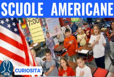 Le differenze tra la scuola americana e italiana