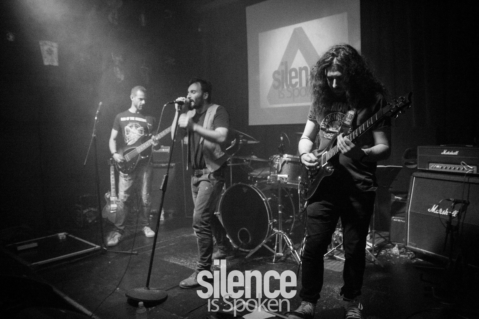 Intervista ai Silence is Spoken