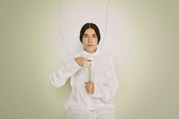 Marina Abramovic: The Cleaner - la mostra a Firenze