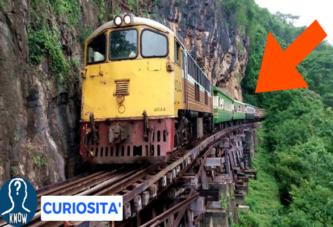 I treni più pericolosi del mondo