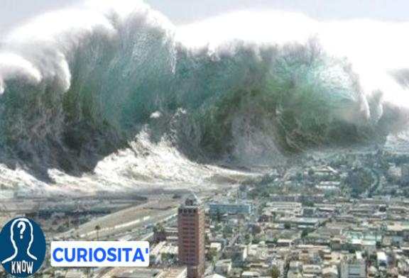 Disastri e catastrofi naturali riprese in video