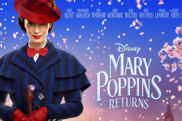 Il Ritorno di Mary Poppins - Recensione