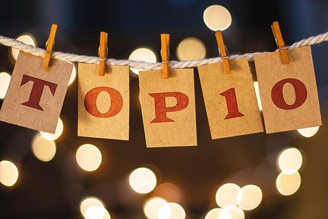 I dieci TOP dischi rock del 2018