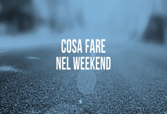 Eventi del weekend 04/01 – 06/01