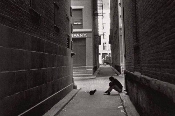Ai piedi del muro (Il solitario - Eugène Ionesco)