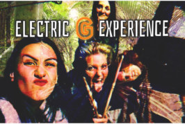 intervista alle Electric G Experience
