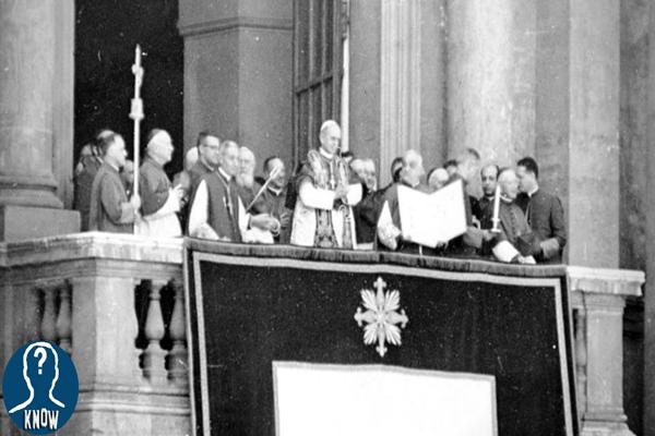 Tutti gli Habemus Papam dal 1903 a oggi