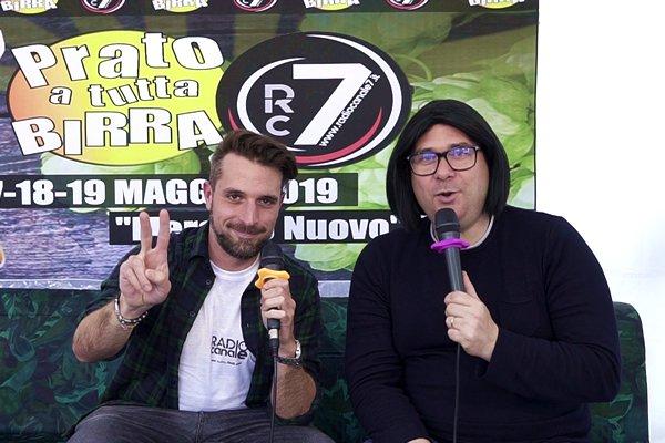 Intervista a Ruggero de I Timidi con Radiocanale 7