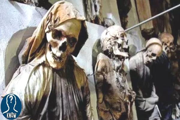 Le catacombe più incredibili del mondo