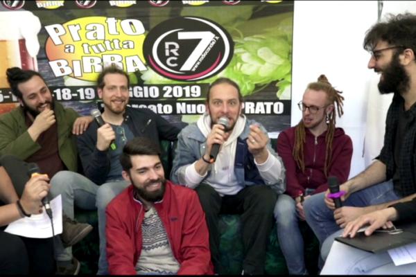 Intervista ai Fantasia Pura Italiana con Radiocanale 7