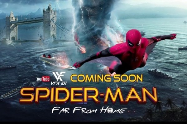Spiderman Far From Home - Recensione