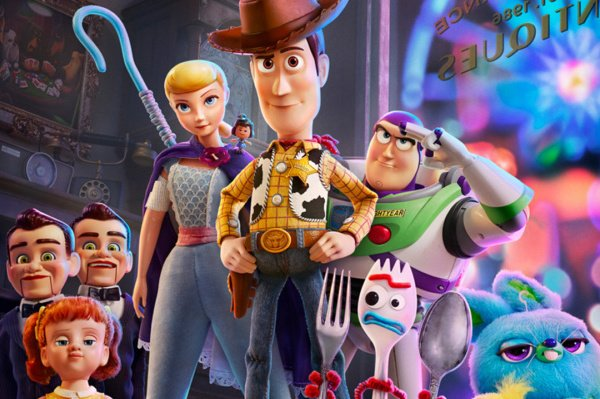 Toy Story 4 - Recensione