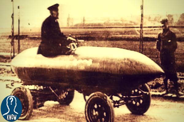 Le prime auto elettriche della storia