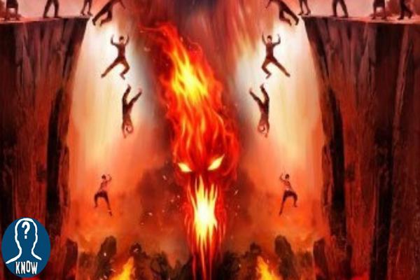 L'Inferno secondo le diverse religioni