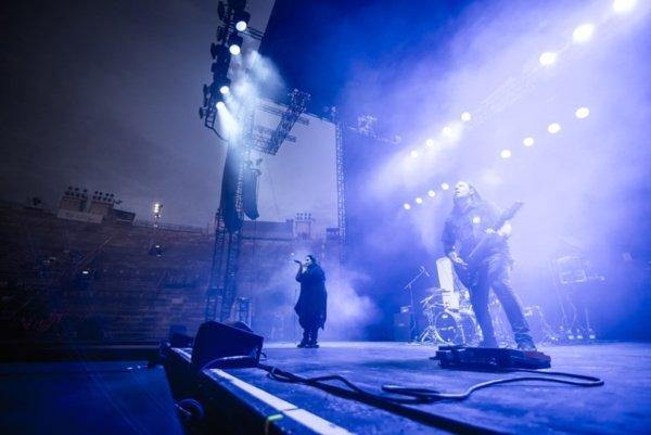 Raven Tide live @ Arena di Verona