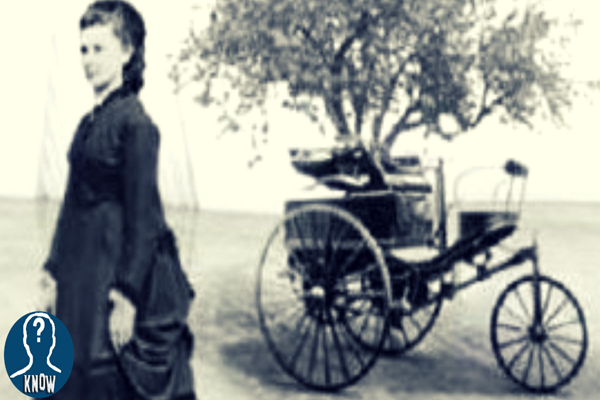 Chi ha fatto il primo viaggio in auto della storia?