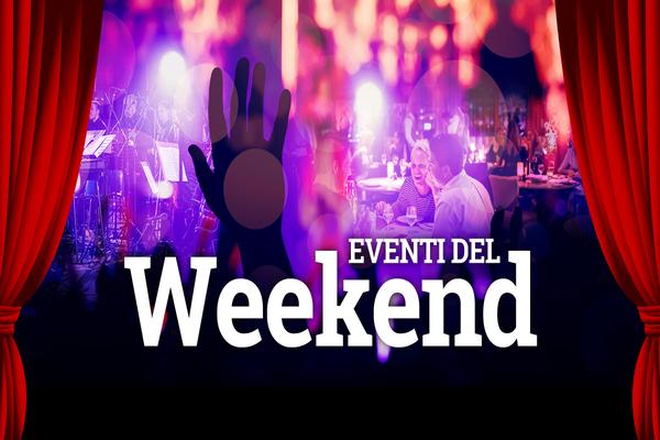 Eventi del weekend 11/10 - 13/10