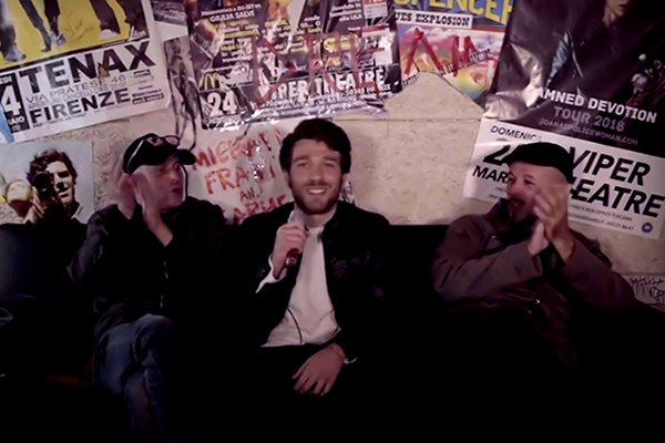 Intervista ai Punkreas!