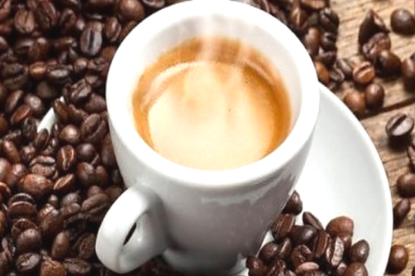 L'invenzione della prima macchina da caffè espresso