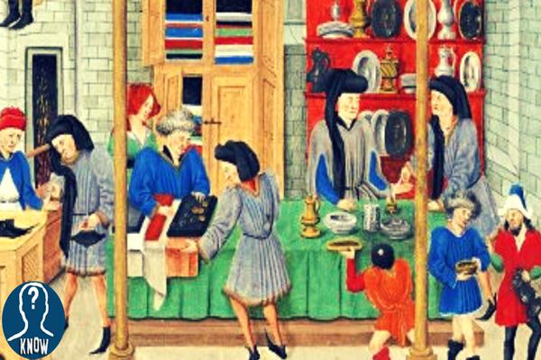 Il primo mercatino di Natale della storia