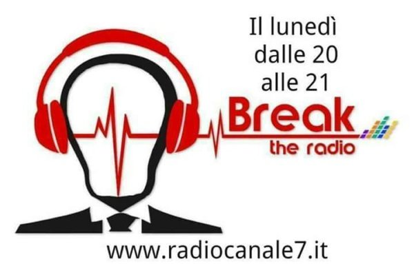 Break the Radio - podcast del 16/12/2019