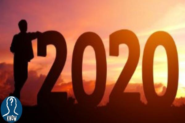 Gli eventi di importanza mondiale del 2020