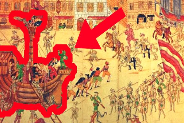 Il primo carnevale della storia