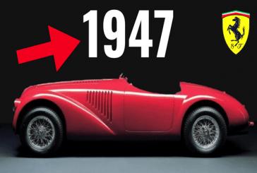 La prima Ferrari della storia