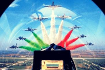 La nascita delle Frecce Tricolori