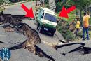 I terremoti in Indonesia ripresi in video