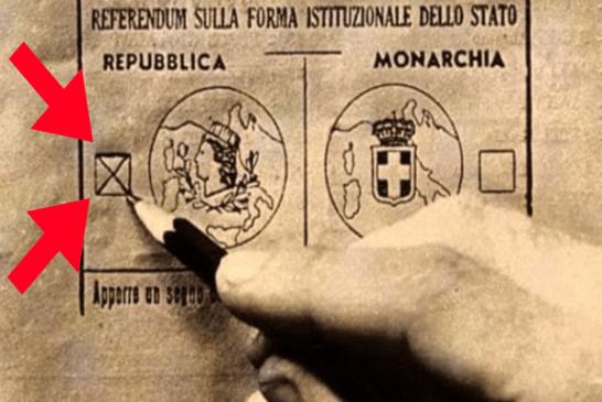 2 Giugno 1946: la propaganda tra Repubblica e Monarchia