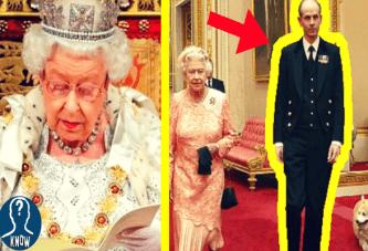 Tall Paul: l'assistente della Regina d'Inghilterra