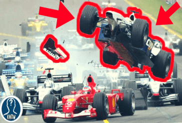 Formula 1: le partenze più disastrose