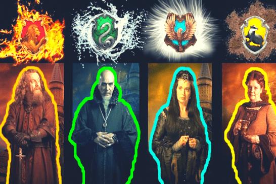 Harry Potter: la storia dei fondatori di Hogwarts